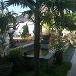 The Garden Fountain