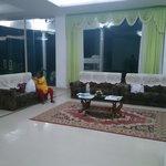 wide foyer