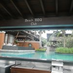 One of the pool bars