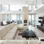 Penthouse apartments with amazing views