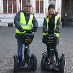 The best thing to do in Brugge : SEGWAY huren