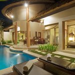 Pool at Two Bedroom Villa