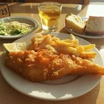 The best fish 'n chips!