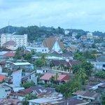 balikpapan city view