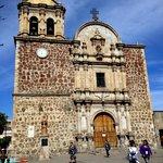 Taquila town church