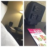 Electronic Device Charging Station in All Rooms