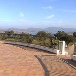 Vistas desde el hotel- Terraza
