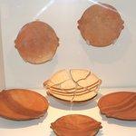 Parte do acervo do Museo de Aguas Calientes