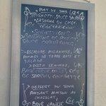 Restaurant pour touristes coco !