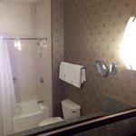 Room 1126 bathroom