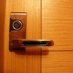 eloctronic  key card lock