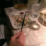 appetizer (artichokes)