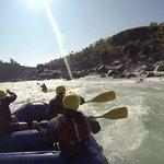 upper seti river rafting