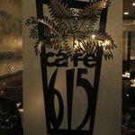 Cafe 615 Logo