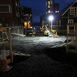 construction outside