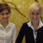 Daria und Olga