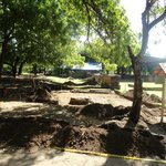 new excavation at Leon Viejo.