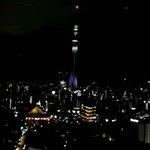 展望室からの夜景2