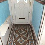Victorian Tiled Entrance Hallway