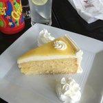 Vietnam Cafe Lemon Cake
