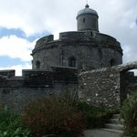 St Mawes Castle.