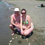 The beach near Olimpus