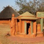 Ingang Venda Village Lodge