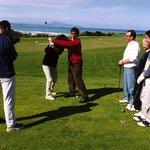 Stage de Golf sur le Centre d'Entraînement d'Ilbarritz