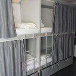 Room with 8 beds shared