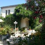 Le jardin hôtel La Résidence