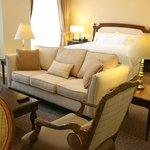 Sala de Habitación Jr. Suite