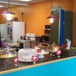 Gigi Baella Hernandez, owner of Turnover Cafe.