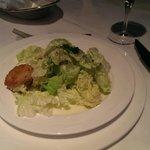 Boston Bibb Salad with Crab Cake