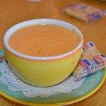 Cup of Lobster Bisque