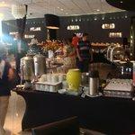 Desayuno en el Restaurante Oscar