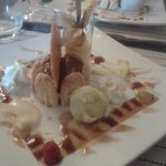 dessert chataigne