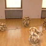 Современное финское искусство.  Выставки меняются.
