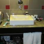 Sink area - executive suite