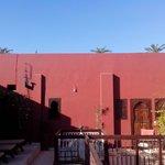 Die Penthousesuite des Riad al Mansoura