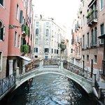 An early morning walk...oh how I miss Venezia!