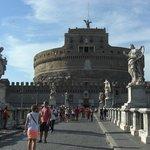 サンタンジェロ城とセットで