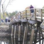 North Bridge Close Up