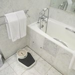 Soaking tub- Room 1