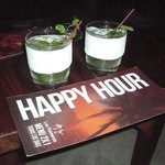 Happy hour with Mojitos