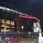 Home of the Eagles and Temple Owls