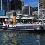 Maritime History, Auckland Harbour