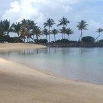 beach at 4 seasons