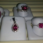 Jewellery collection PINK