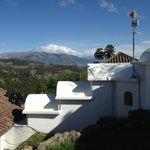 Casa Monjanda views
