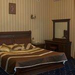Kleopatra Hotel: bedding